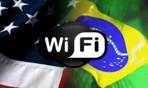 diferença da internet no brasil e estados unidos