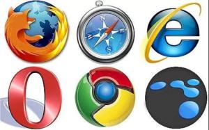 teste de velocidade com navegadores de internet