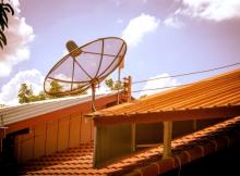 antena parabólica vai sair do ar
